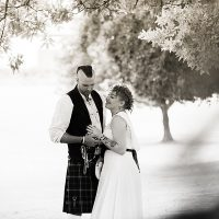 JAMES & JADE: WEDDING