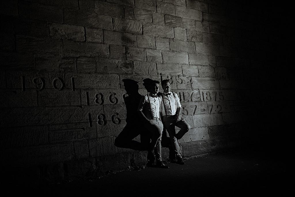 GRAEME & BEN'S: WEDDING