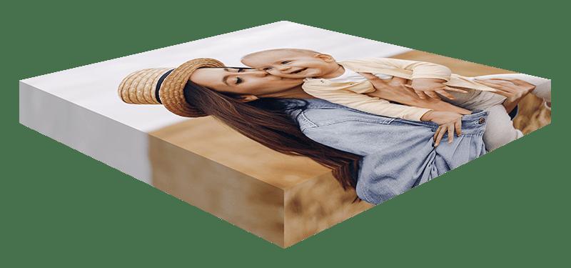 wrap edge canvas